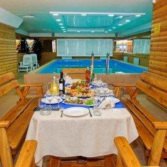 Гостиница Саратовская бассейн