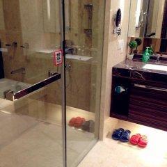 Отель Guangzhou HipHop Apartment Poly World Trade Branch Китай, Гуанчжоу - отзывы, цены и фото номеров - забронировать отель Guangzhou HipHop Apartment Poly World Trade Branch онлайн ванная
