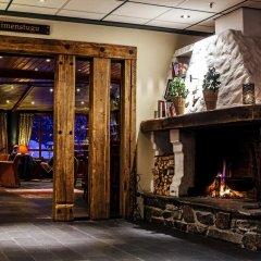 Отель Hunderfossen Hotell & Resort 3* Стандартный номер с двуспальной кроватью фото 6