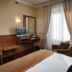 Hotel Dei Cavalieri 4* Номер Бизнес с двуспальной кроватью фото 15