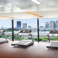 Отель The St. Regis Bangkok фитнесс-зал фото 3