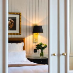 Hotel Barriere Le Majestic 5* Улучшенный номер с двуспальной кроватью фото 4