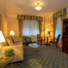 Wellington Hotel 3* Люкс с различными типами кроватей фото 3