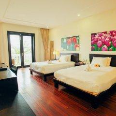 Отель Thanh Binh Riverside Hoi An 4* Номер Делюкс с 2 отдельными кроватями фото 15