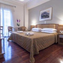 Ares Athens Hotel 2* Стандартный номер с различными типами кроватей