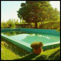 Отель Pino Gordo Сан-Рафаэль бассейн