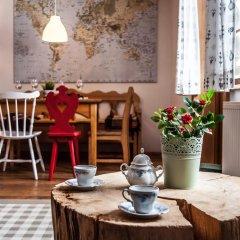 Отель Apartament Panorama Косцелиско питание фото 3