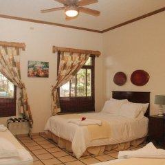 Paraiso Rainforest and Beach Hotel 3* Стандартный номер с различными типами кроватей фото 3