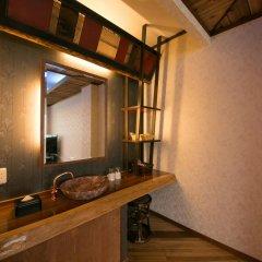 Отель Nagominoyado Mutsuki Беппу удобства в номере
