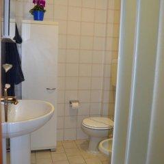 Отель Residence Parmigianino Парма ванная