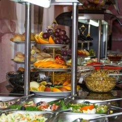 Гостиница Мир питание
