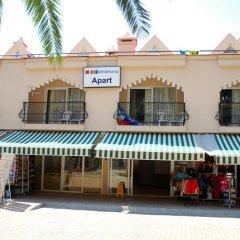 Kervansaray Marmaris Hotel & Aparts Мармарис парковка