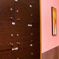 Гостиница Travel Inn Aviamotornaya 2* Кровать в общем номере с двухъярусной кроватью фото 20