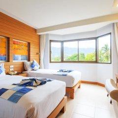 Chaweng Budget Hotel 3* Стандартный номер с различными типами кроватей фото 9