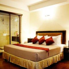 Отель LK Mansion 3* Номер Делюкс с различными типами кроватей фото 3