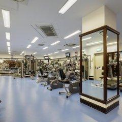Гостиница Марриотт Москва Гранд фитнесс-зал фото 2