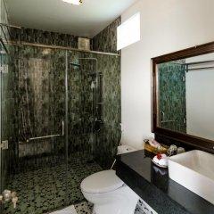 Отель The Moon River Homestay & Villa 3* Улучшенный номер с различными типами кроватей фото 3