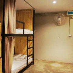 Homie Hostel & Cafe' 2* Кровать в женском общем номере фото 11