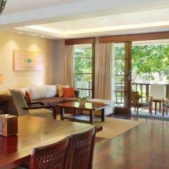 Отель Novotel Bali Nusa Dua 4* Люкс с различными типами кроватей фото 4