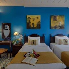 La Residencia. A Little Boutique Hotel & Spa 4* Люкс с различными типами кроватей фото 3
