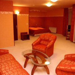 Hotel Kiparis Alfa 3* Полулюкс с разными типами кроватей фото 5