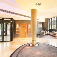 Отель Hilton Manchester Airport Манчестер спа