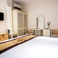 Saigon Night Hotel 2* Улучшенный номер с различными типами кроватей фото 3