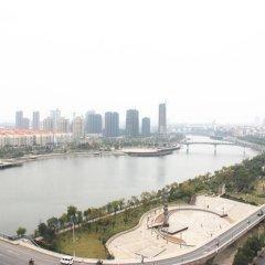 Отель Greentree Eastern Jiangxi Xinyu Yushui Government балкон