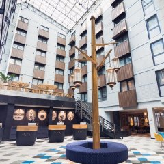Radisson Blu Hotel Amsterdam Амстердам фото 11