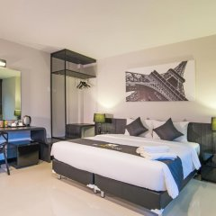 Отель The Rich Sotel 3* Номер Делюкс с различными типами кроватей фото 3