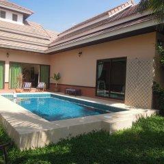Отель Villa Chomphoo бассейн фото 2