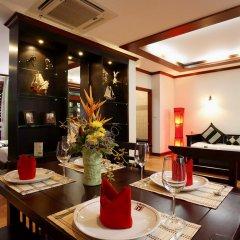 Отель Royal Phawadee Village 4* Люкс повышенной комфортности