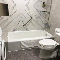 Апартаменты New Harbour Service Apartments ванная