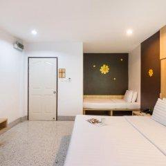 Отель The Fifth Residence 3* Улучшенный номер с различными типами кроватей фото 10