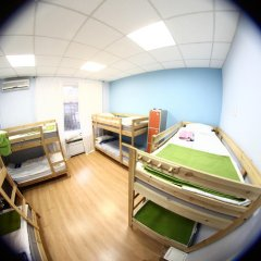 Fantomas Hostel Кровать в общем номере двухъярусные кровати фото 2