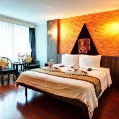 Jomtien Garden Hotel & Resort 4* Номер Делюкс с различными типами кроватей фото 14