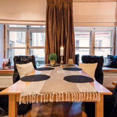 Апартаменты Oldhouse Apartments Таллин помещение для мероприятий фото 2