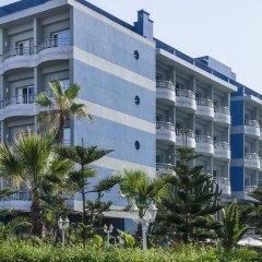Отель Club Val D Anfa Марокко, Касабланка - отзывы, цены и фото номеров - забронировать отель Club Val D Anfa онлайн вид на фасад фото 2