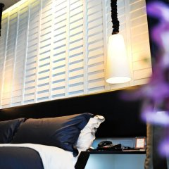 Siam@Siam Design Hotel Bangkok 4* Стандартный номер с различными типами кроватей фото 50