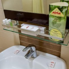 Отель Астра Алматы ванная