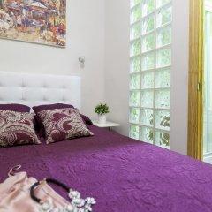 Отель Hostal Salamanca Улучшенный номер с различными типами кроватей фото 4