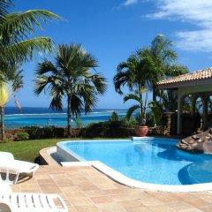 Отель Villa Marama Французская Полинезия, Папеэте - отзывы, цены и фото номеров - забронировать отель Villa Marama онлайн бассейн фото 3