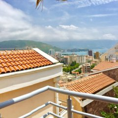 Апартаменты Apartment Bravo Budva балкон