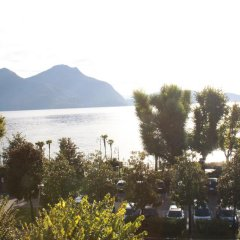 Отель Ranzoni 3 Вербания приотельная территория фото 2
