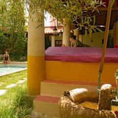 Hotel Rural Termas Aqua Libera Ла-Гарровилья детские мероприятия