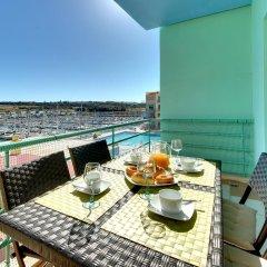 Отель Apartamentos da Marina балкон
