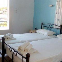 Galini Hotel Стандартный номер с различными типами кроватей фото 16