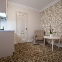 Отель Real House 3* Апартаменты с различными типами кроватей фото 2