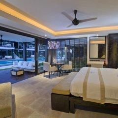 Отель Nikki Beach Resort 5* Люкс с различными типами кроватей фото 5