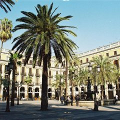 Апартаменты Plaza Real Apartments Барселона
